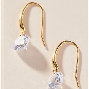🔥NEW!🔥Anthropologie Diana Drop Earrings